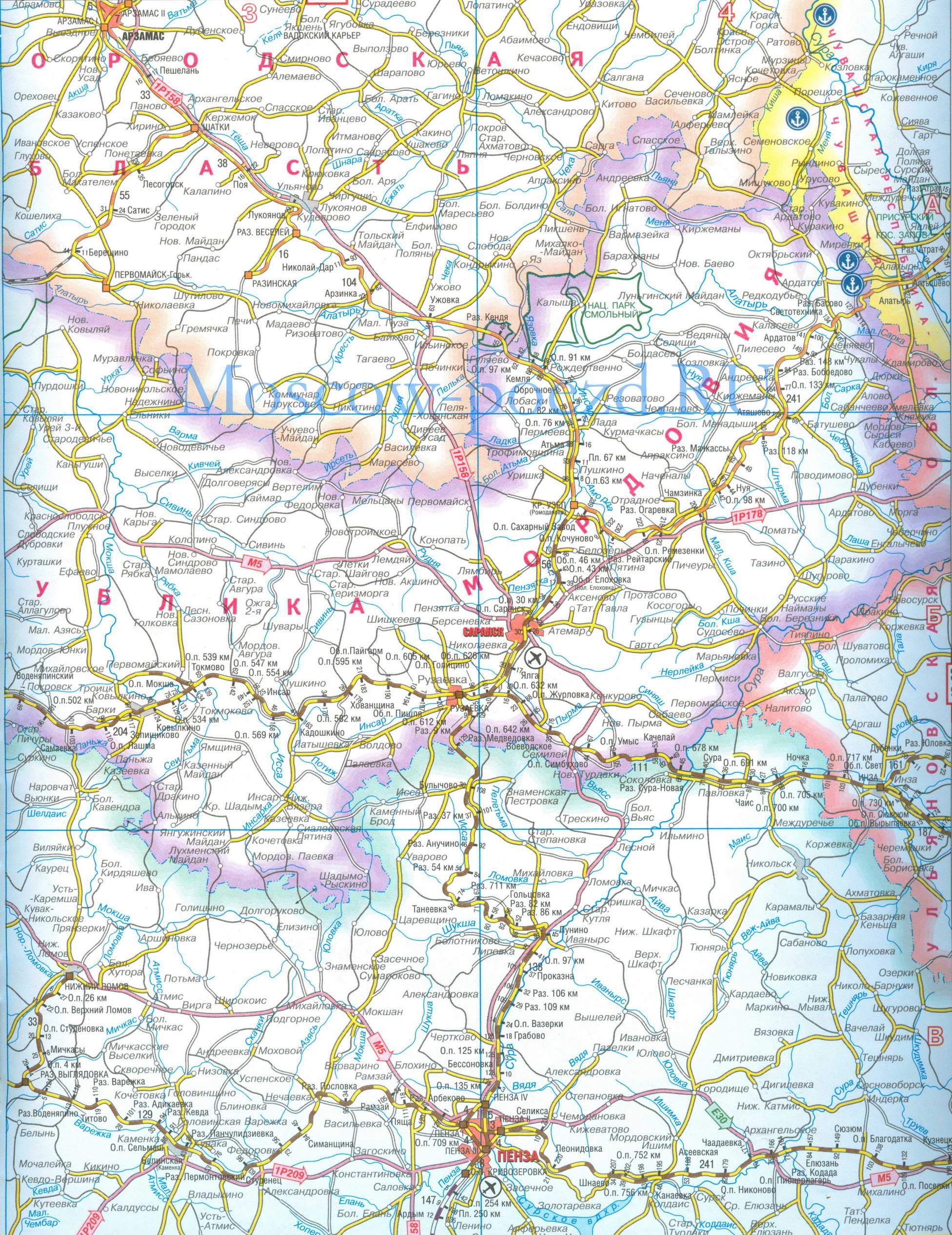 Железных дорог пенза саранск