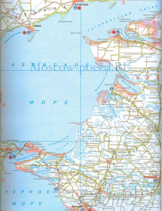 Карта Северо-Кавказской железной дороги - Новороссийск ...: http://moscow-poezd.ru/457253.html